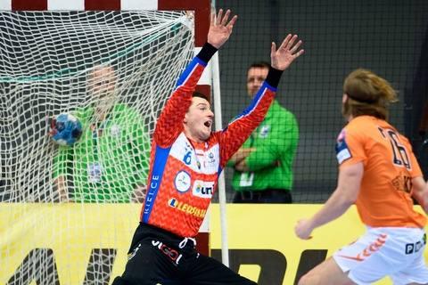 Zobacz wygraną piłkarzy ręcznych PGE VIVE Kielce w Kristianstad [ZDJĘCIA]