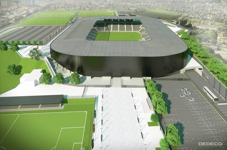 364,4 mln zł - tyle zaproponowała firma, która wystartowała w przetargu na budowę kompleksu sportowego przy ul. Twardowskiego w Szczecinie.Jak podkreślają
