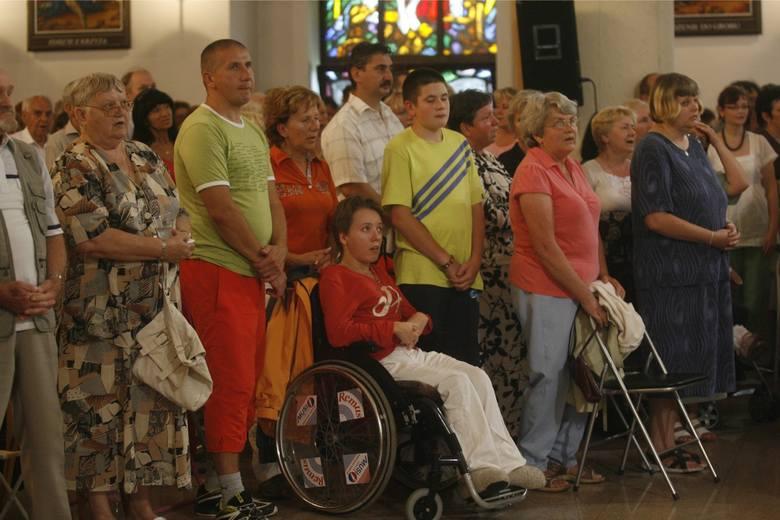 Kraków. Msze święte z modlitwą o uzdrowienie w krakowskich kościołach