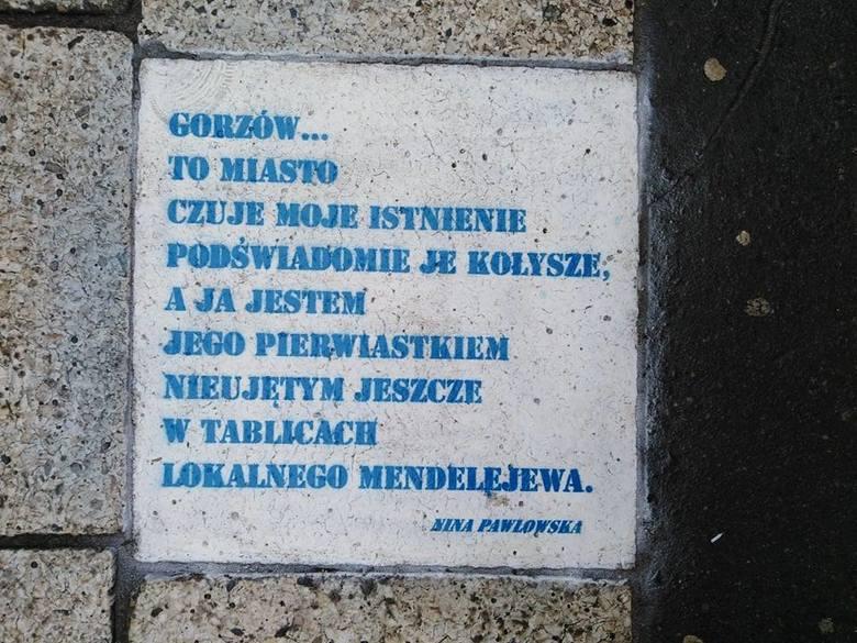 Gorzów Wielkopolski Na Chodnikach Miasta Pojawiły Się