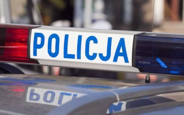 Policjanci zatrzymali 30-letniego mężczyznę. Zaatakował dziadka maczetą