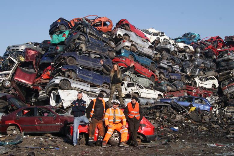 Mają u siebie blisko 10 tysięcy aut [ZDJĘCIA]