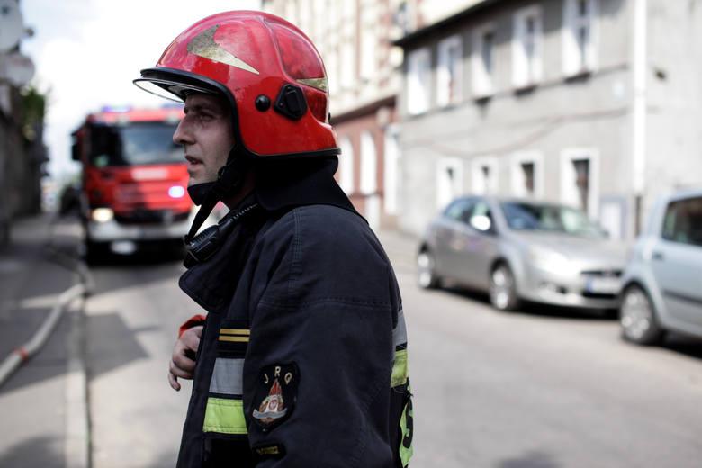 Na razie nie znamy przyczyn pożaru. Dzisiaj policja rozpocznie na miejscu oględziny. Wówczas poznamy więcej szczegółów.