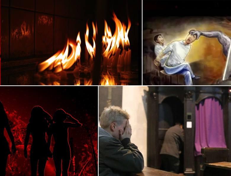 Wizje piekła opisywano już m.in. w widzeniach św. Faustyny Kowalskiej, Łucji z Fatimy czy św. Teresy. Jak wyglądają kary za poszczególne grzechy wg religii