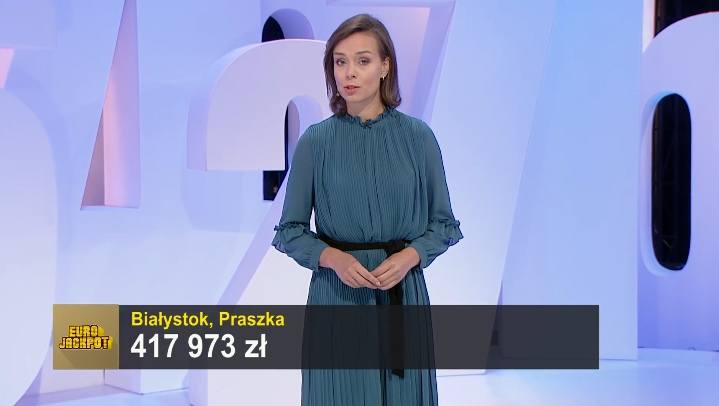 W piątkowym losowaniu Eurojackpot (19.10.2018) dwie wygrane po 417 tys. złotych padły w Białymstoku i w miejscowości Praszka