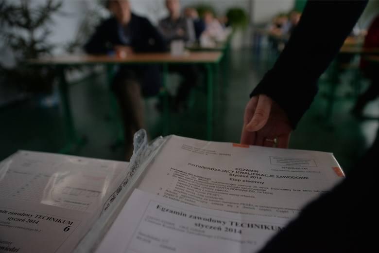 Egzamin zawodowy 2020. Pisemny i praktyczny sprawdzian kwalifikacji zawodowych. Terminy i harmonogram [ARKUSZ CKE + ODPOWIEDZI 10.01.2020]