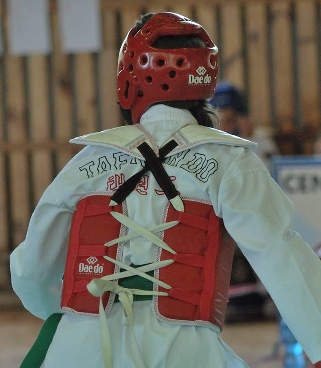 Taekwondo olimpijskie > Medale KSW Szczecinek i ULKS Borne Sulinowo w Międzywojewódzkich Mistrzostwach Młodzików