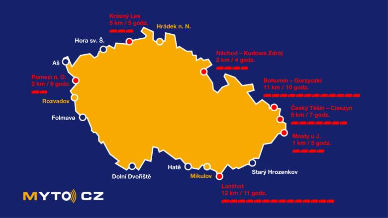 Czeka nas paraliż na polsko-czeskiej granicy?