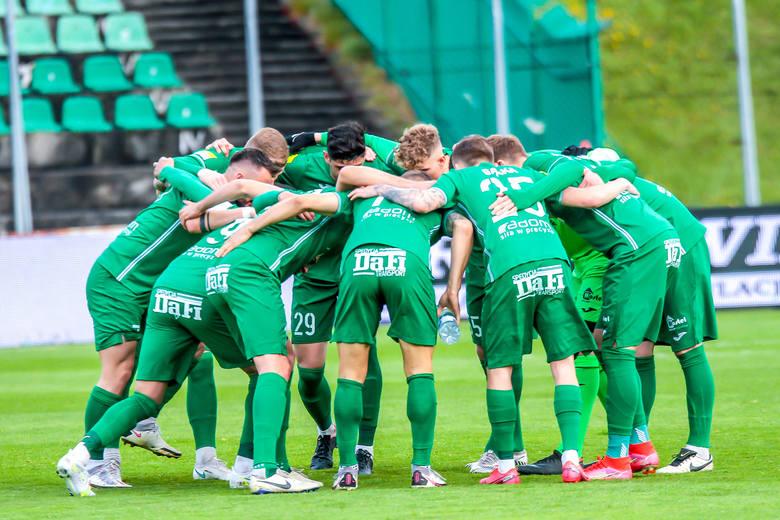 Radomiak w 29 kolejce Fortuna 1 Liga wygrał 1:0 z Zagłębiem w Sosnowcu. Jedyna bramka padła po strzale samobójczym obrońcy gospodarzy, Piotra Polczaka