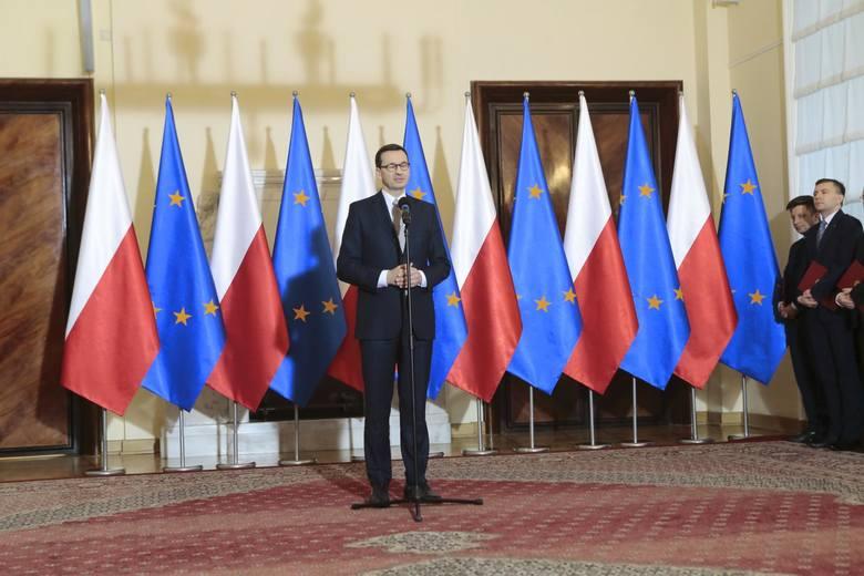 Premier Mateusz Morawiecki powołał nowych wojewodów