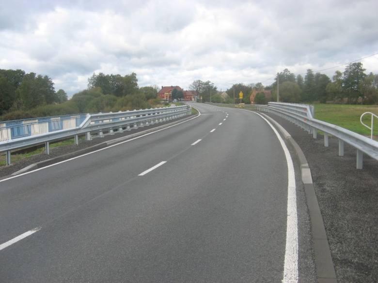 Most na DK 11 w Kostowie.