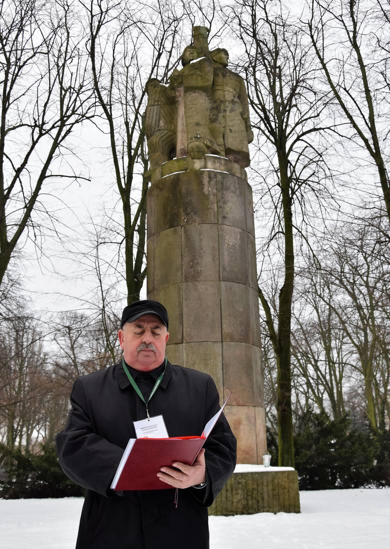 Rada Powiatowa Sojuszu Lewicy Demokratycznej zorganizowała obchody 73. rocznicy wyzwolenia Inowrocławia spod okupacji hitlerowskiej. Uroczystość odbyła