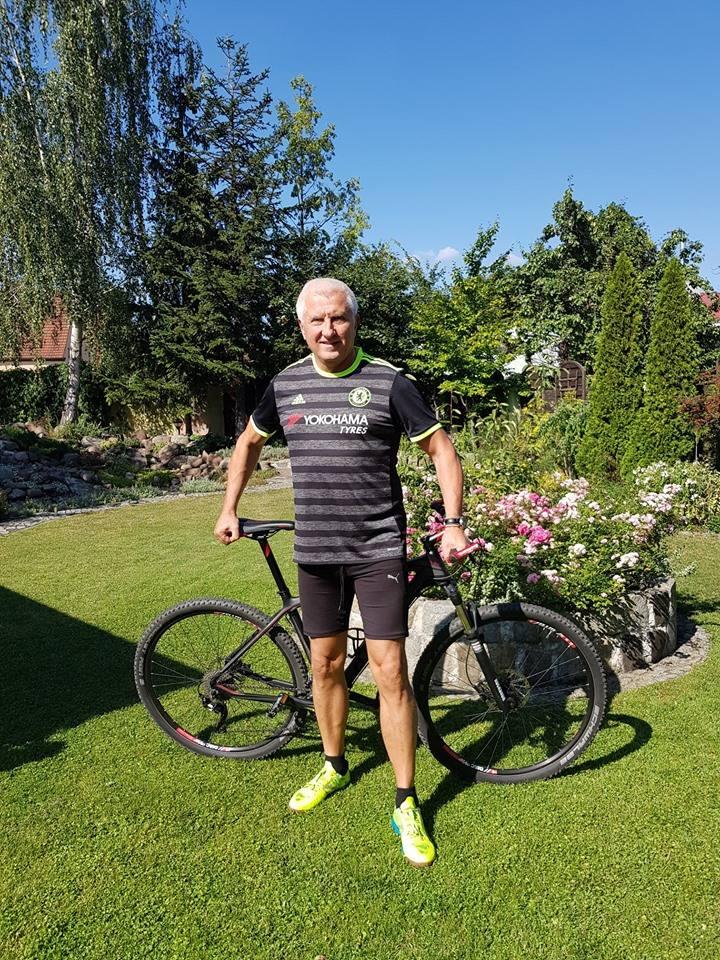 Prezydent Nowej Soli Wadim Tyszkiewicz lubi na rowerze patrolować miasto. Co zobaczył ostatnio?