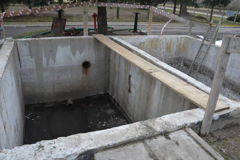 Oczyszczalnia ścieków w Proszowicach