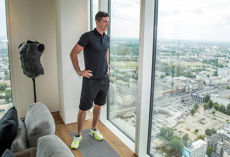 Robert Lewandowski w 2010 roku przeniósł się do Niemiec, ale ma się gdzie zatrzymać także w Polsce. Napastnik Bayernu Monachium jest właścicielem luksusowego