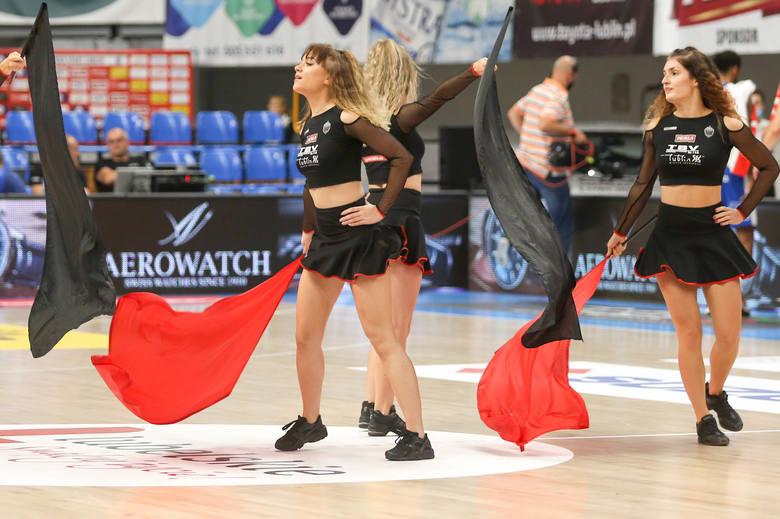 Zobacz, jak w tym sezonie tańczą urodziwe cheerleaderki drużyny koszykarzy Pszczółki Startu Lublin