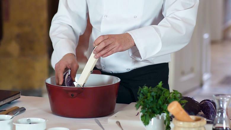 Restauracja w Pałacu Lubostroń - szlachecka kuchnia pachnąca dziczyzną