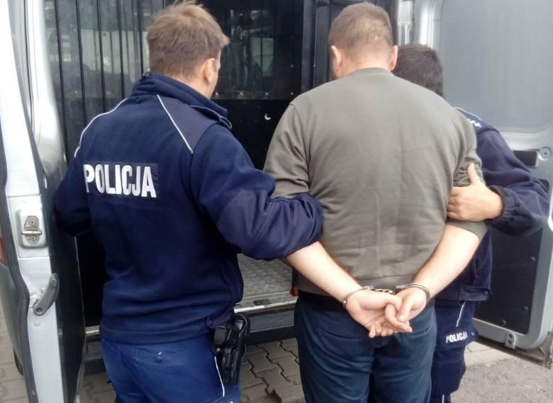 """Olkusz. Areszt dla  podejrzanego o oszustwa metodą """"na policjanta"""""""