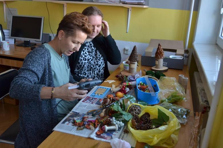 W Warsztacie Terapii Zajęciowej TPD w Lipnie pracują intensywnie, ale wciąż to tylko namiastka normalności