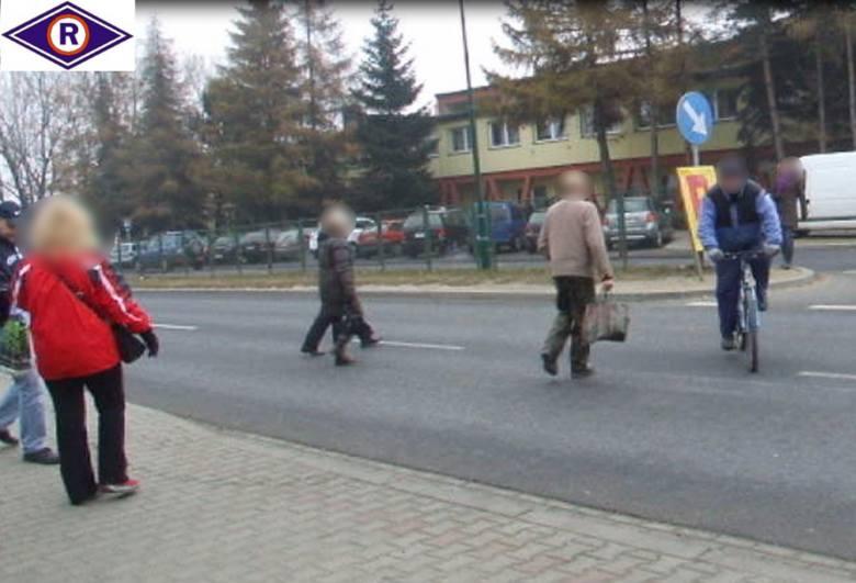 Akcja kontroli pieszych i kierowców na drogach powiatu krakowskiego