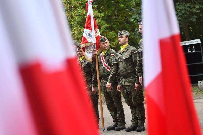 Na cmentarzu komunalnym w Gorzowie Wlkp. oddano hołd Sybirakom, ofiarom Katynia i wszystkim, którzy polegli i cierpieli w wyniki agresji ZSRR na Polskę