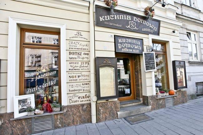 Oto Krakowskie Restauracje Ktore Wyroznil Przewodnik Michelina