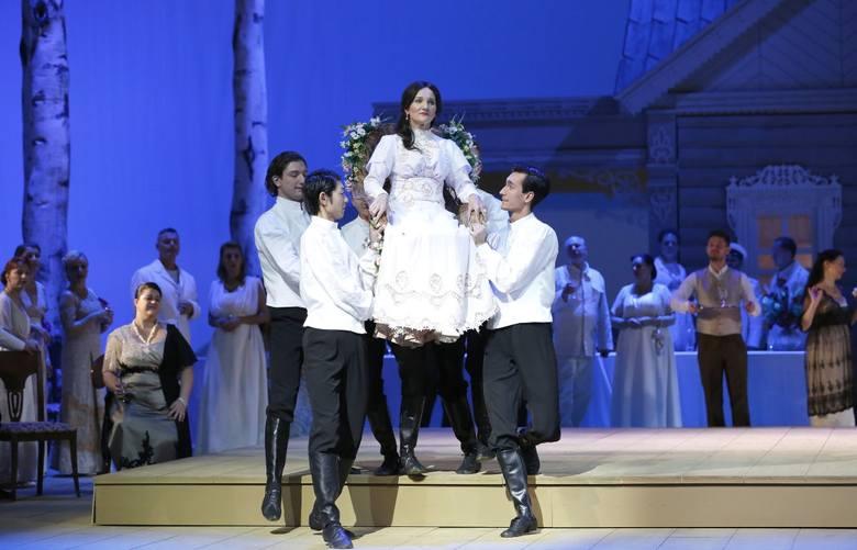 Teatr Wielki i srebrny jubileusz złotego sopranu