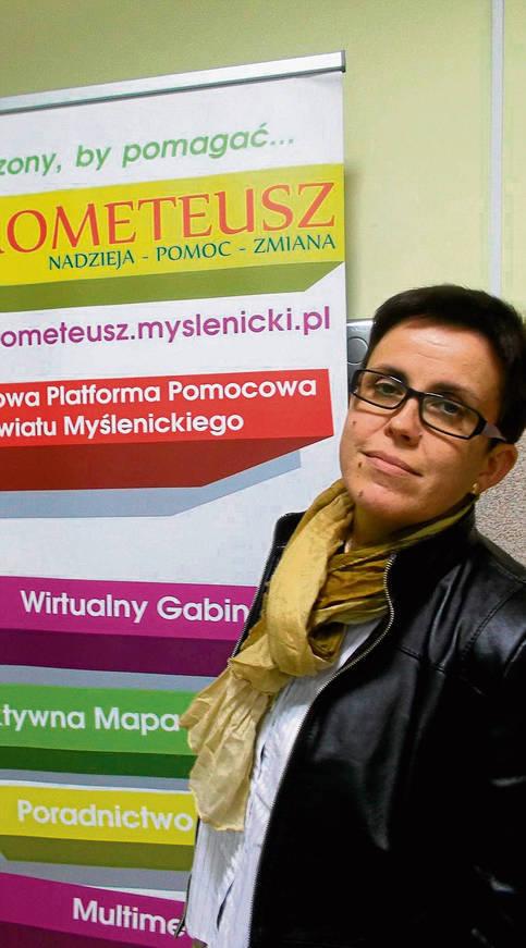 Sylwia Michalec-Jękot, dyr. OIK