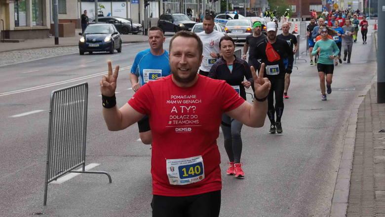 W sobotę w Koszalinie odbył się XVII Międzynarodowy Bieg Wenedów. Uczestnicy biegu głównego rywalizowali na dystansie 10 kilometrów.