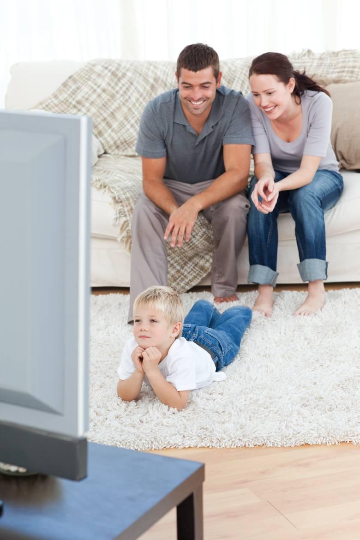 telewizja a zdrowie