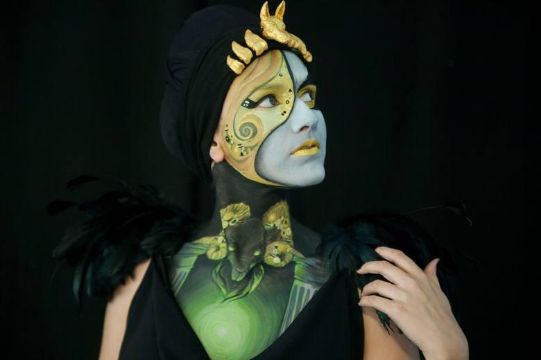 Artysta z Jaworzna, Marian Folga, może pochwalić się kolejnym sukcesem. Zdobył pierwsze miejsce na Mistrzostwach Facepainting Trophy 2016, czyli w konkursie,