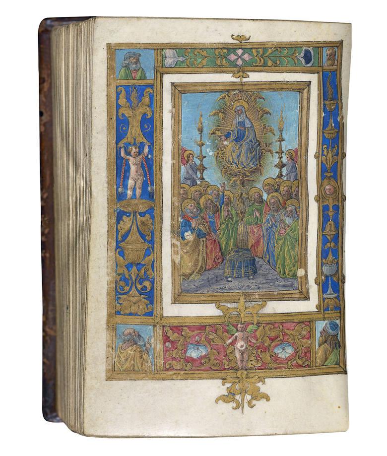 Po ponad 200 latach XV-wieczne Godzinki Wargockiego ponownie są w Polsce. Rękopis zawiera jeszcze wiele tajemnic, których badanie właśnie się zaczyn