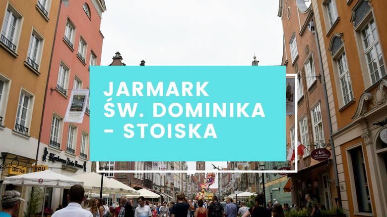 Jarmark św. Dominika rozpoczął się w ostatnią sobotę lipca i trwa w najlepsze. Wybierając się na tegoroczny spacer oraz zakupy koniecznie załóżcie wygodne