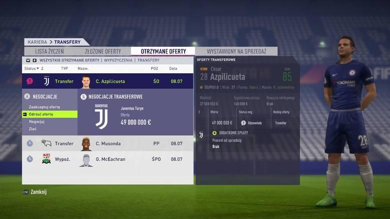 Testujemy grę FIFA 18