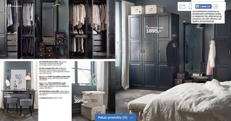 Katalog IKEA 2016ZOBACZ, JAK POWSTAJĄ KRZESŁA W IKEA