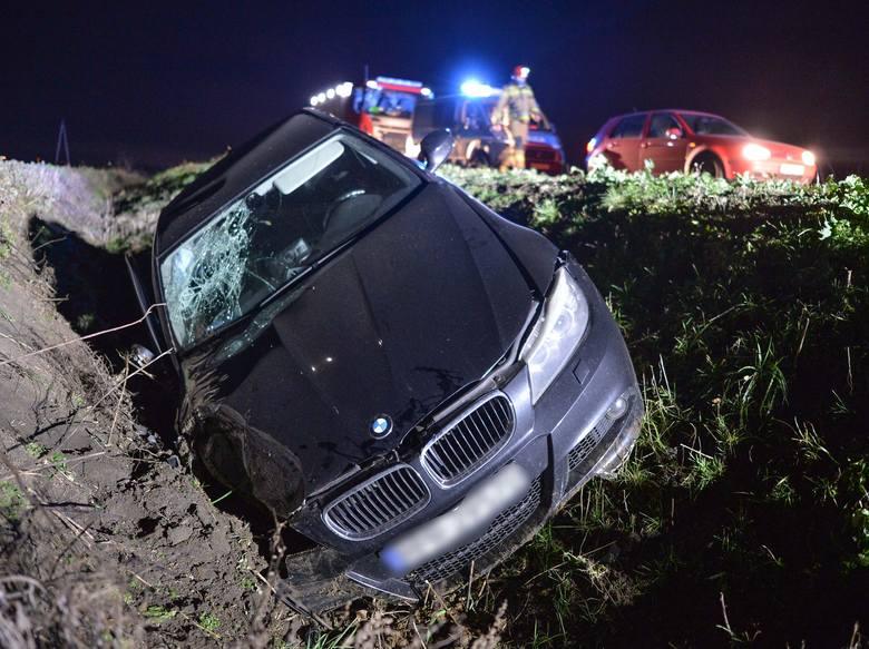 Do zdarzenia doszło w piątek po godz. 17 na drodze z Medyki do Torek niedaleko Przemyśla. - Kierujący BMW, 25-letni mieszkaniec pow. przemyskiego najprawdopodobniej
