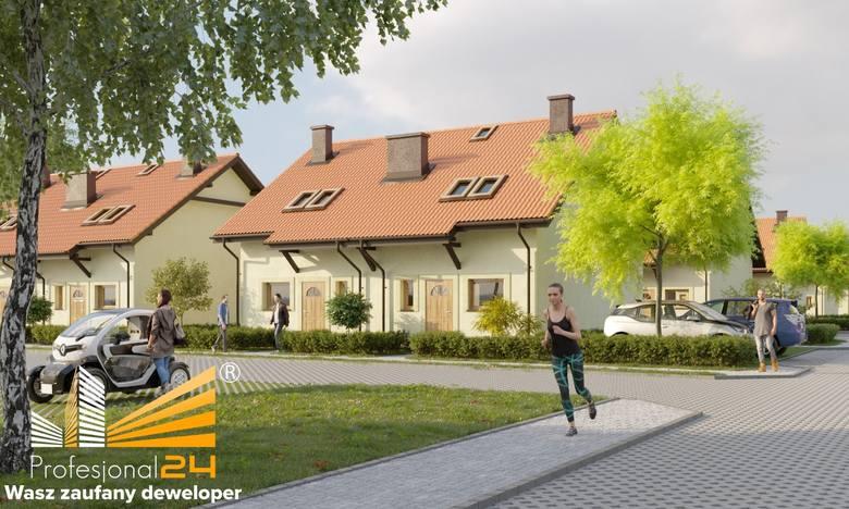 W kategorii dom/budownictwo /nieruchomości kapituła nagrodziła   Osiedle Wschodnie w Skowarczu dewelopera Profesional24.