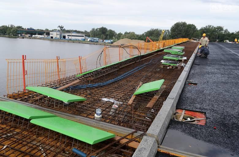 Most Cłowy przeszedł próby obciążeniowe [zdjęcia, wideo]