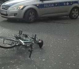 Na drodze Ochla - Kiełpin ciężarówka potrąciła 70-latka
