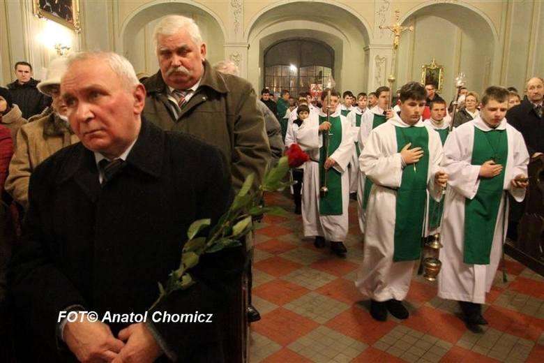 Msza Walentynkowa w Choroszczy
