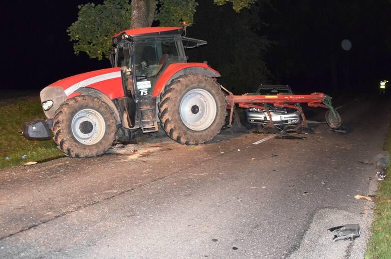 Pijani traktorzyści wyruszyli na drogi. Rekordziści mają po 4 promile i powodują groźne kraksy