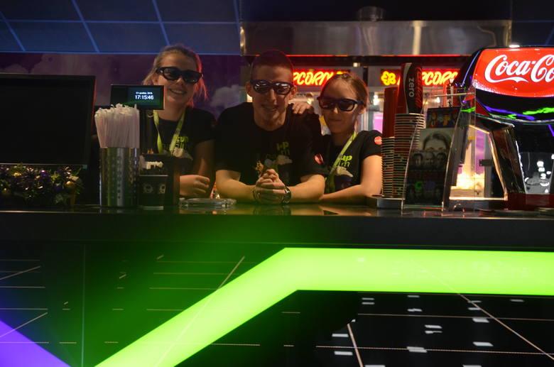 Pracownicy Cinema3D to zgrana ekipa