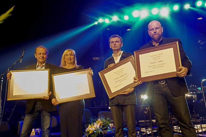 OiFP. Nagroda Artystyczna Prezydenta Miasta Białegostoku. Koncert Tenors Bel'Canto (zdjęcia, wideo)