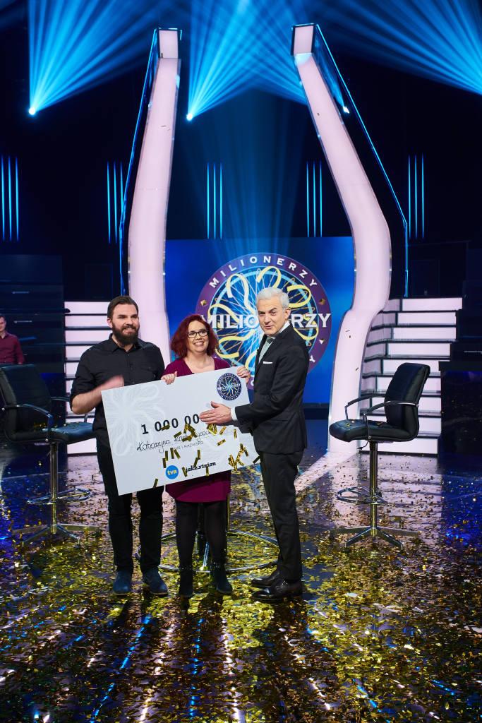 """Kim jest Katarzyna Kant-Wysocka? Gdańszczanka wygrała milion w """"Milionerach"""" 14.03.2019. Jak brzmiało pytanie za milion?"""