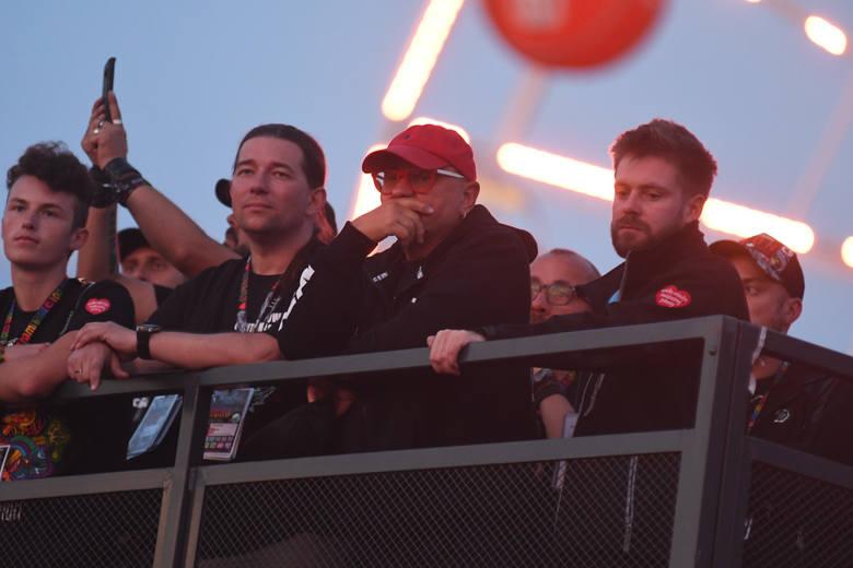 Jurek Owsiak przeklinał na zakończenie Pol'and'Rock Festiwalu 2019.