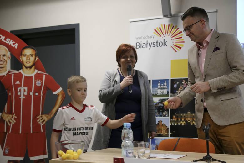 Live Art Events organizuje turniej FC Bayern Youth Cup. Koronkiewicz: Firma powstała miesiąc temu i podobno zatrudnia jedną osobę (zdjęcia)