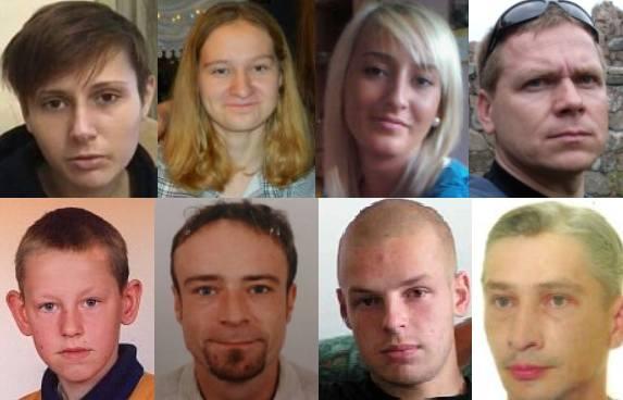 Osoby zaginione z naszego regionu. Wśród nich dzieci [ZDJĘCIA, NAZWISKA]
