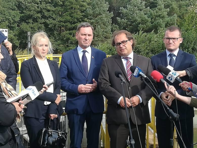 W sobotę nasz region odwiedził Minister Gospodarki Morskiej i Żeglugi Śródlądowej Marek Gróbarczyk.- Jednoznacznie podjęliśmy decyzję, że wrota zostaną