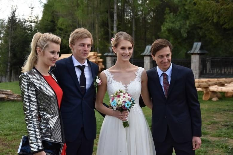 Partnerki polskich skoczków narciarskich - co jedna, to piękniejsza!