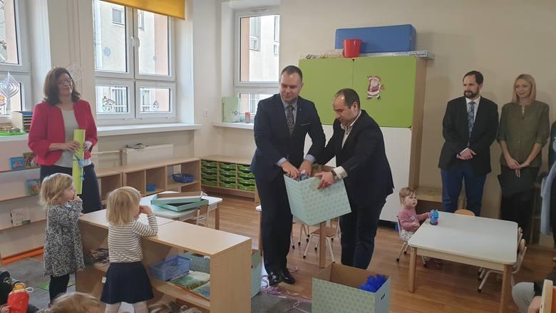 Z dofinansowania w ramach Europejskiego Funduszu Społecznego skorzystał m.in. łódzki Żłobek Montessori